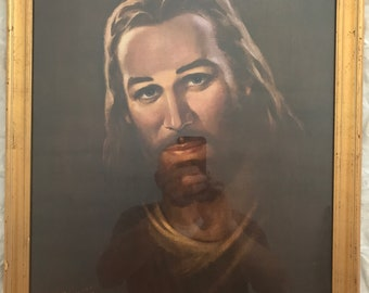 Warner Sallman — Portrait of Jesus — 1966