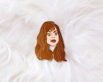 Death Becomes Her Helen Lapel Pin