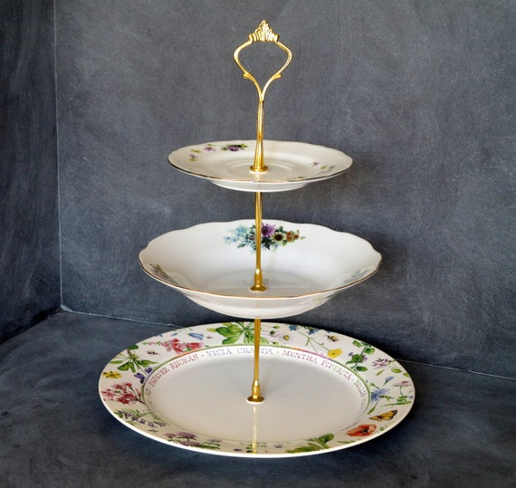 tiered cake stand 3 tier cake stand cake plate tiered cakestand 7993