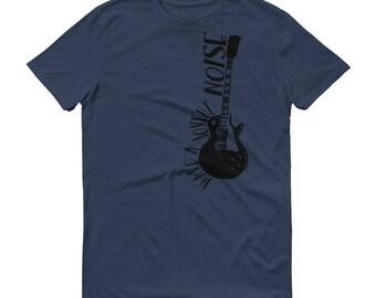 Make a Joyful Noise Tee (Electric Guitar)