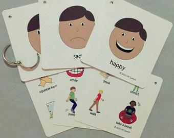 Emotional Regulation Cards