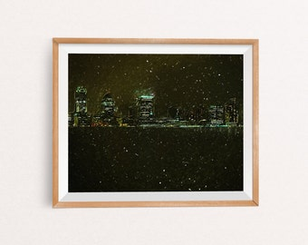 Nyc skyline, Nyc skyline Art, Nyc skyline Canvas, Nyc print, New York Skyline, New York Skyline Print, INSTANT DOWNLOAD, 8x10, A3