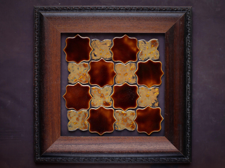 Cognac & Honig Keramik Fliesen Mosaikfliesen marokkanische