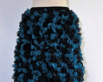 Petal skirt, inspired by vintage style.