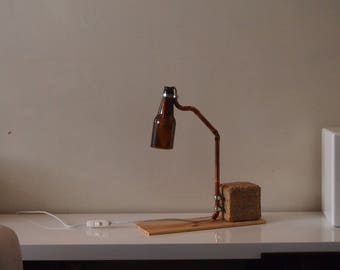 light Cube and copper 001