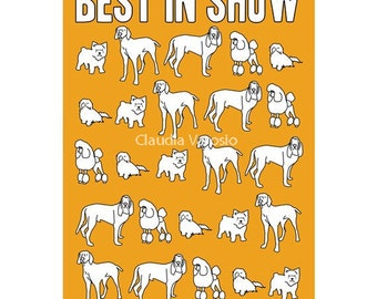 Best in Show movie poster in various sizes
