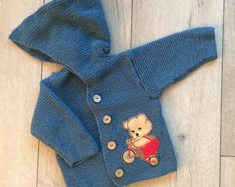 Cardigan for babies and toddlers