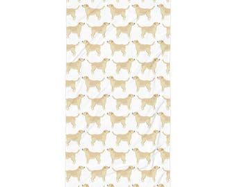 Labrador Retriever Towel