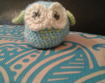 Small Stuffed Owl
