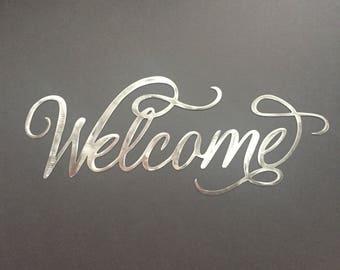 Welcome, steel