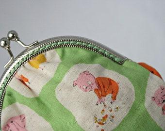 LIttle Piggy coin purse.