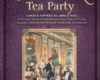 Signed Copy of Steampunk Teaparty