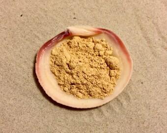 Organic Powdered Peanut Butter ~ Hermit Crab Food
