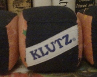 Klutz Cube Juggling Balls