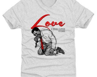Otis Redding Shirt | Soul Music | Men's Premium T Shirt | Otis Redding Love R