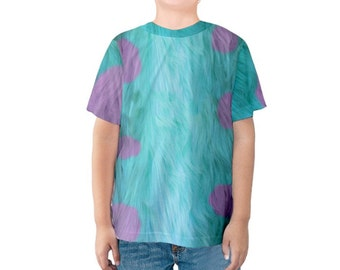 Kid's Sulley Monsters Inc Inspired Shirt