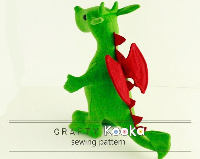 Stuffed animal patterns - CraftyKooka