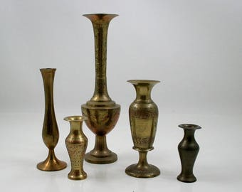 Brass Vases - Instant Collection