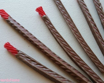 Chocolate Dipped Licorice (12)