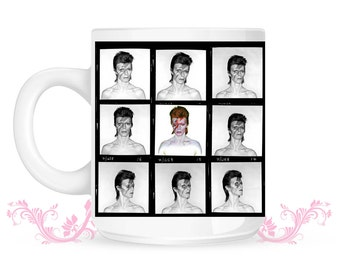 David Bowie Portrait Session Mug