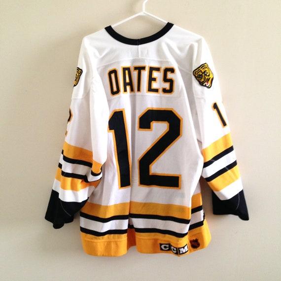 ... boston bruins vintage ccm authentic centre ice hockey jersey 887de5c27