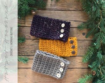 Harper Headband - Crochet - Adult