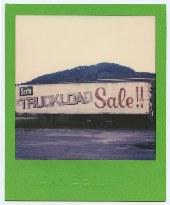 Truckload Sale Green