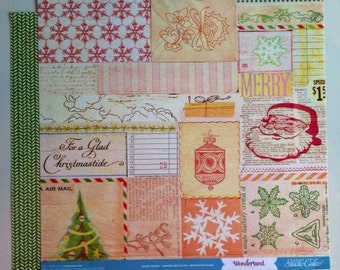 Studio Calico's Wonderland Collection 'Glad Tidings'