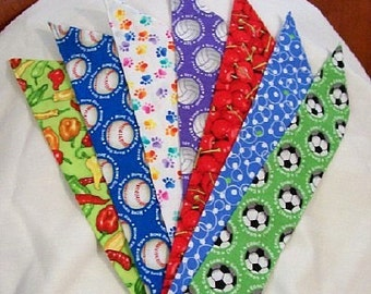 Cooltie Rainbow No. 8 ---- your choice of fabrics
