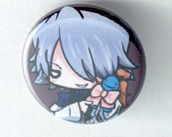 Chibi Anime Button: Break