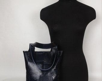 Minimalist bag,Bag,Leather bag,Handmade leather bag,Leather shoulder bag