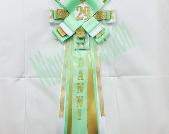 Elegant bday pin