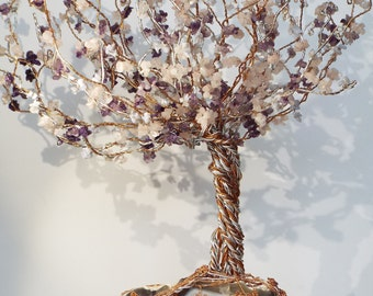 Tree of Life Amethyst/agate