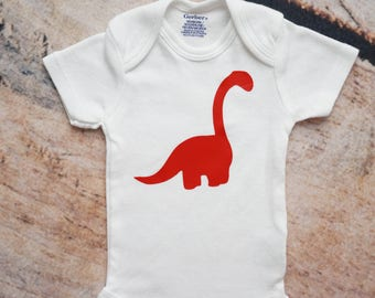 Dinosaur ONESIE®, Baby Shower Gift, Baby Outfit, Baby Boy Onesie, Coming Home Outfit, Dino Baby Gift, Dinosaur Nursery Decor, Dino Onesie,