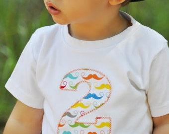 Boys Birthday Shirt - Boys Birthday Party Shirt - Boys First Birthday Shirt - Toddler Birthday Shirt