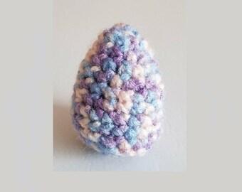 PATTERN- crochet Easter egg