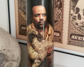 St Ice T Prayer Candle