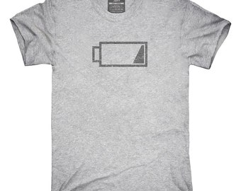 Low Battery T-Shirt, Hoodie, Tank Top, Gifts