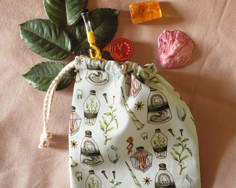 Magic Herbarium - The Magic String Bag!