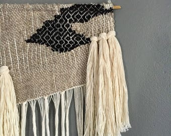 SALE Handwoven Wallhanging