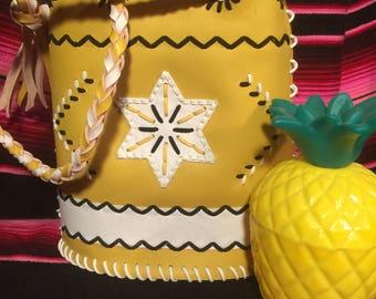 New!!Mini !!!!!!New!!!Bucket bag, Chimayo style bag new!!!!!
