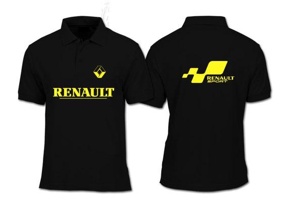 renault sport polo camisa todos los colores todos los tama os. Black Bedroom Furniture Sets. Home Design Ideas