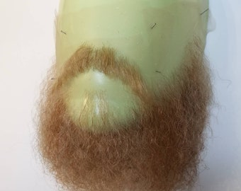 Facial postiche, beard and moustache set. LI44