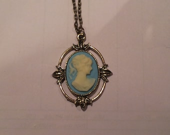 Vampire Diaries Katherine inspired necklace