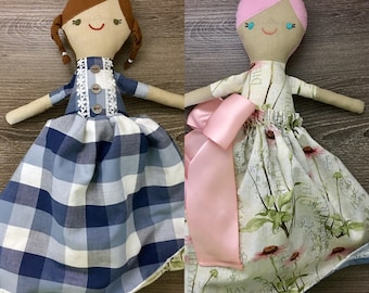 Country and Garden Topsy Turvy Doll