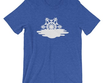 Snowflake Meltdown T-Shirt