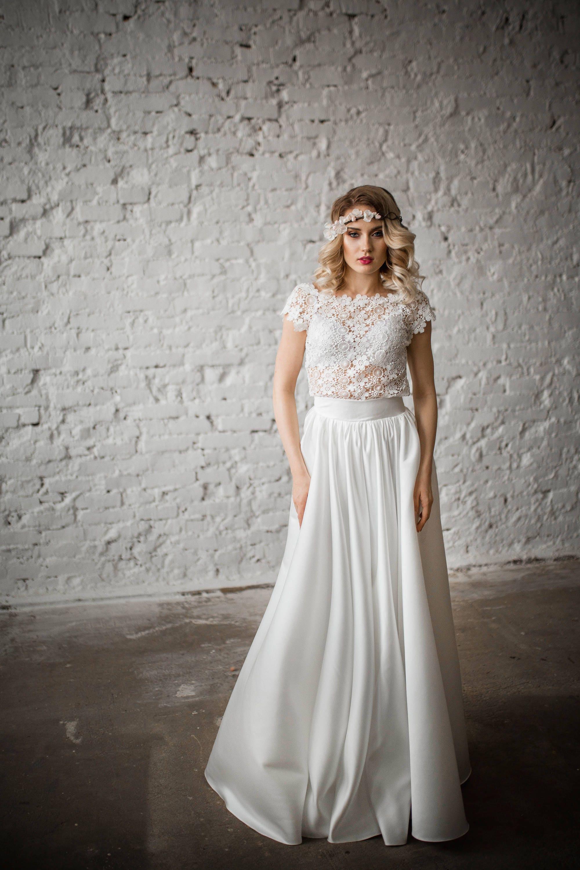 Fein Sehr Niedrig Zurück Brautkleider Galerie - Brautkleider Ideen ...