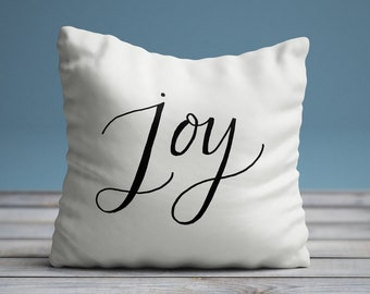 Joy Happiness Cushion