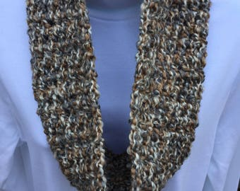 Soft Cowl Infinity Scarf