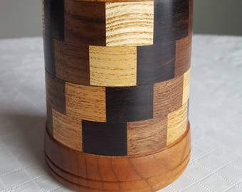 Handmade, solid wood, one of a kind, exotic woods, local NE woods